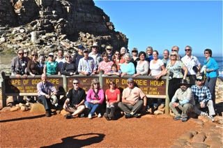 SCSTC at Cape of Good Hope